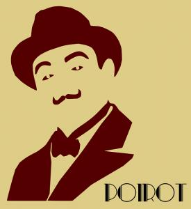 Kleine grauen Zellen des Hercule Poirot